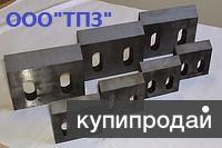Ножи для дробилок изготовление, заточка.
