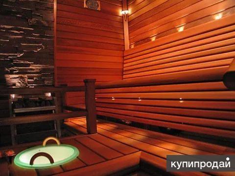 купить встроенную баню в финляндии