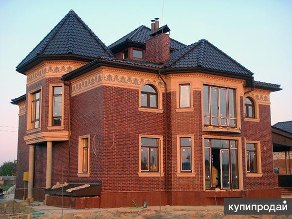 Строительство домов из кирпича в Пензе