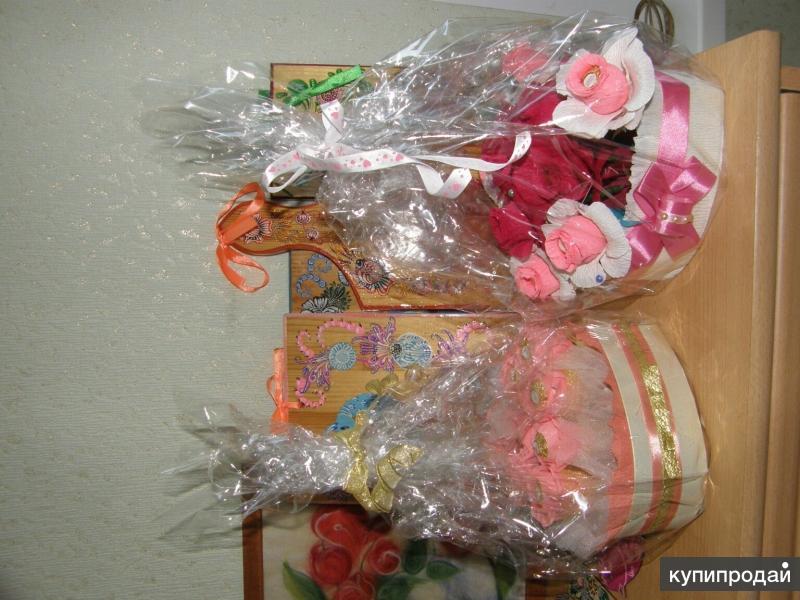 Букет из конфет Подарок к 8 марта