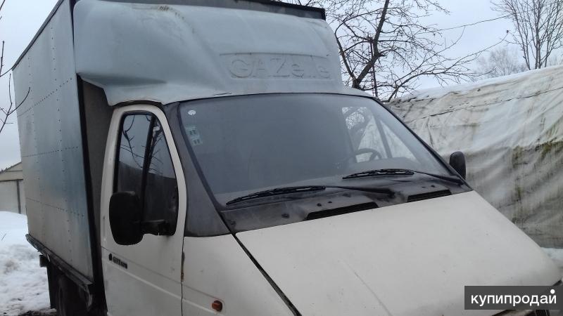 Продам Газель 3302 фургон