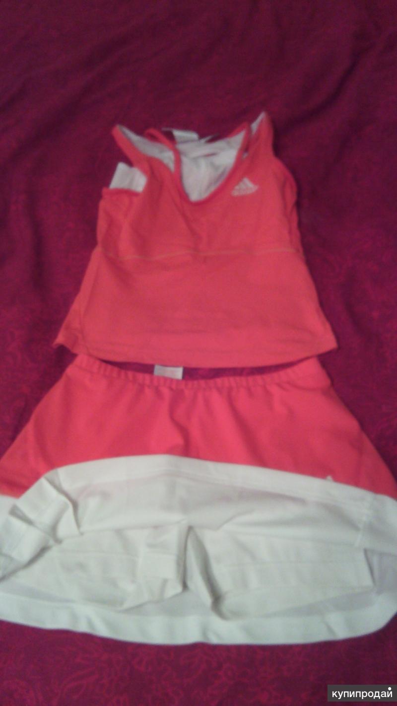 костюм для тенниса, размер 40-42