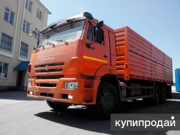 Зерновоз КАМАЗ ТС – 552923