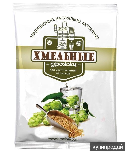"""Дрожжи спиртовые """"Хмельные"""""""