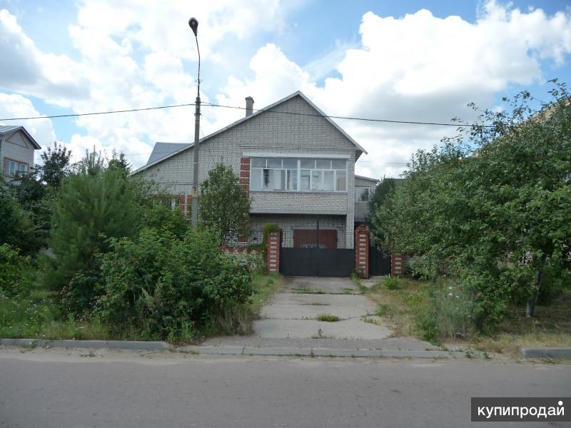 Продажа дома Бабарыкин особняк.