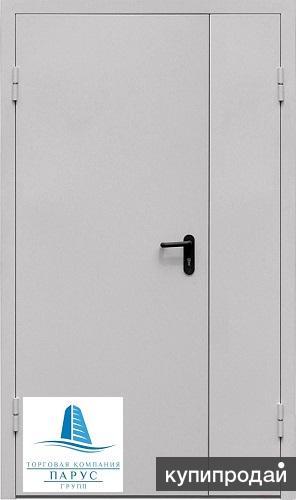 Противопожарные деревянные двери EI-60 ДМП от производителя
