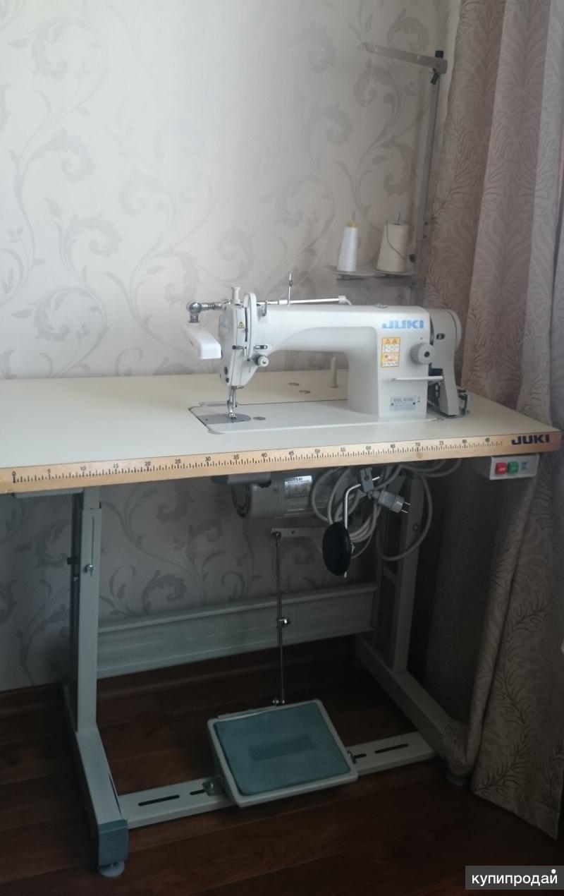 Швейная машина прямострочная juki ddl-8700