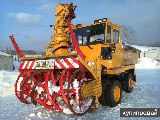 Niigata Rotary Snow Plow nr-655