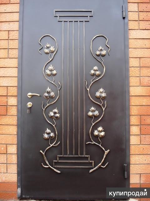 каталог входных дверей не из железа