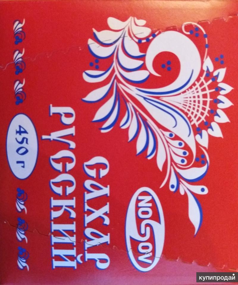 Производство Фирменного Сахар-рафинада в Ингушетии
