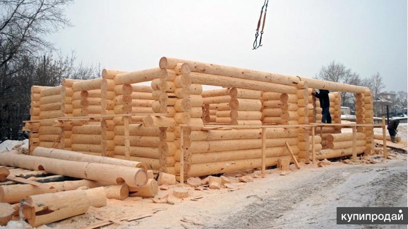 Строим срубовые деревянные дома в Пензе