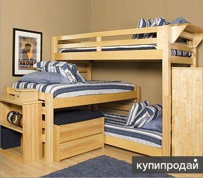Кровати для деток, мебель для детских комнат