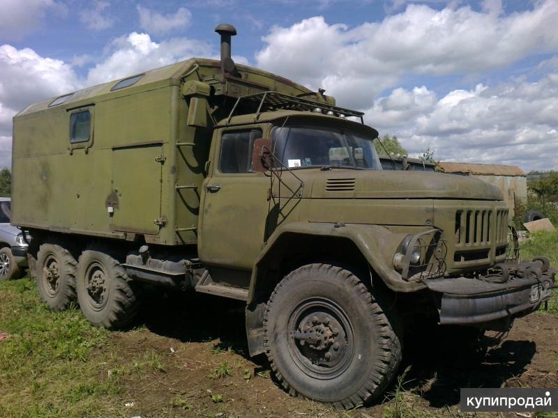 ЗИЛ-131Н с кунг