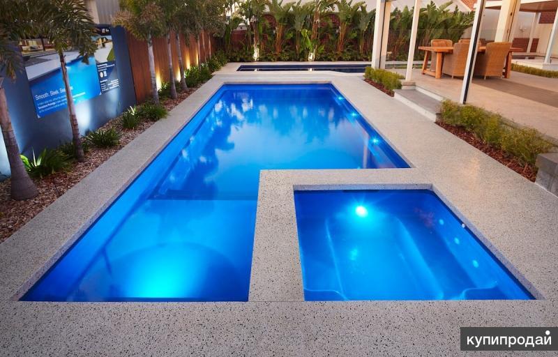 Если Вы можете - мечтать о бассейне, то мы можем - построить его!