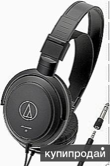 Наушники закрытые AUDIO TECHNICA AVC 200