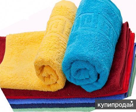 полотенца махровые оптом