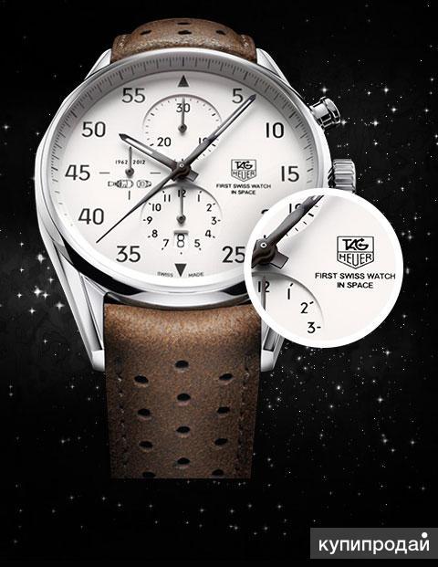 Мужские кварцевые часы TAG HEUER SPACE X