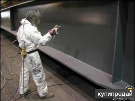 Маляр на покраску металлоконструкций