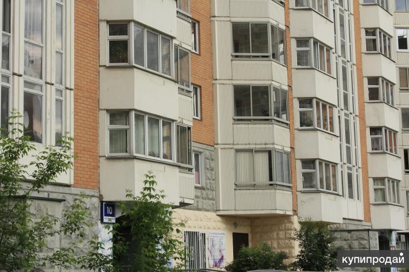 Продается однакомнатная квартира москва.