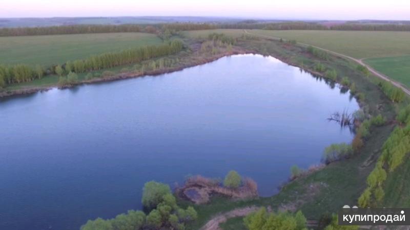Земли с озёрами рядом с Казанью с видеосъёмкой всего 300 га