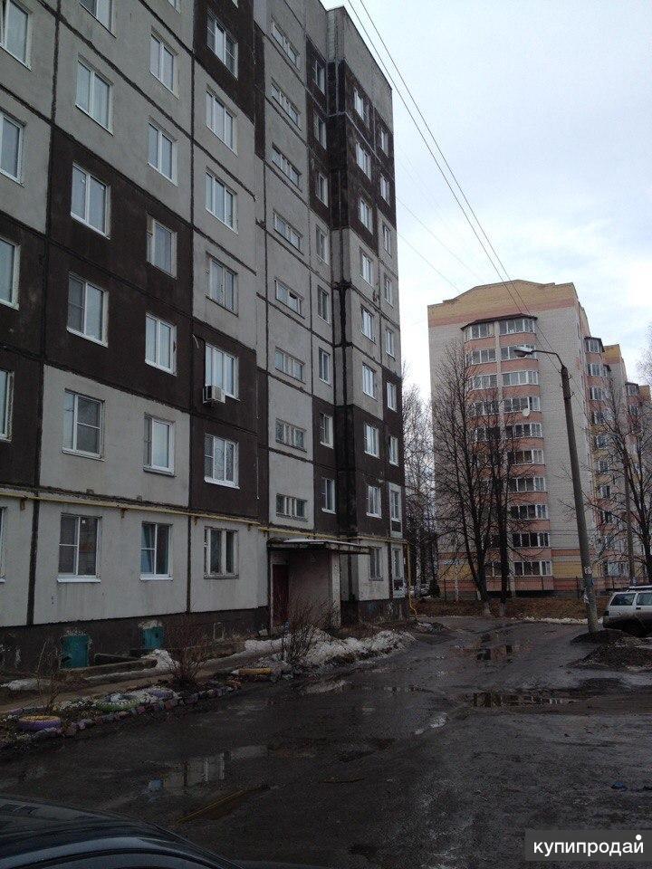 1-к квартира, 37 м², 2/9 эт.