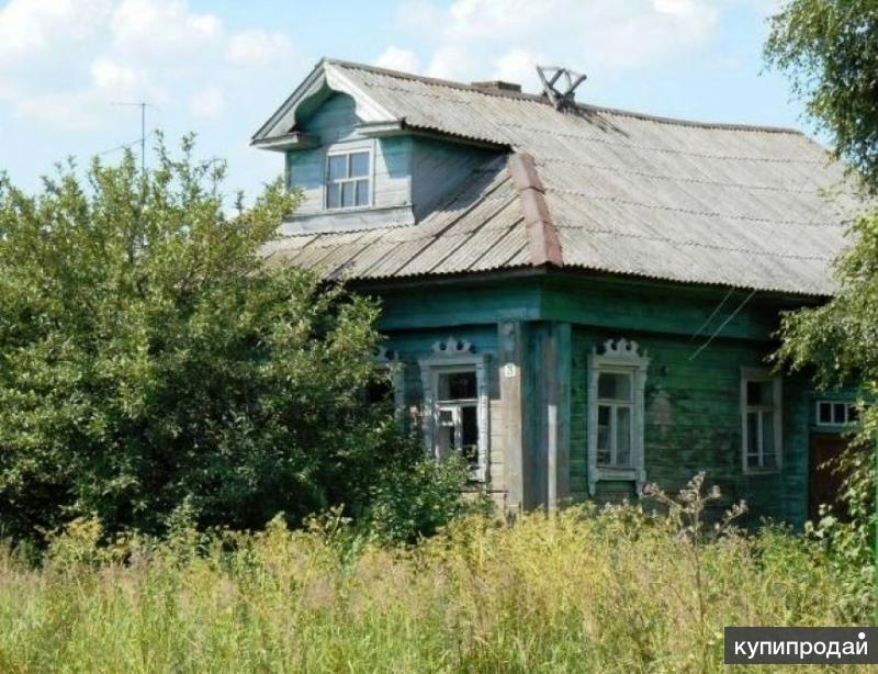 Хороший деревенский дом