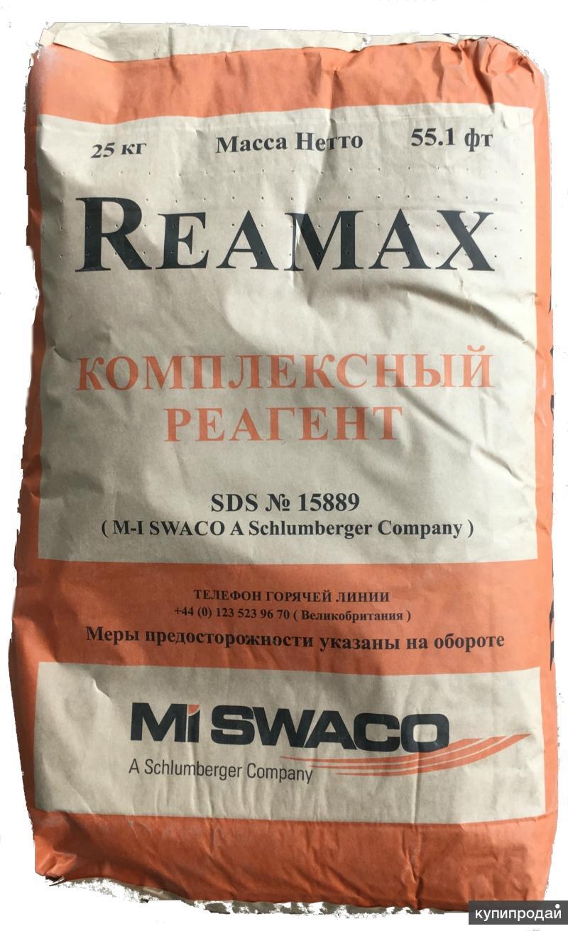 Бентонит REAMAX