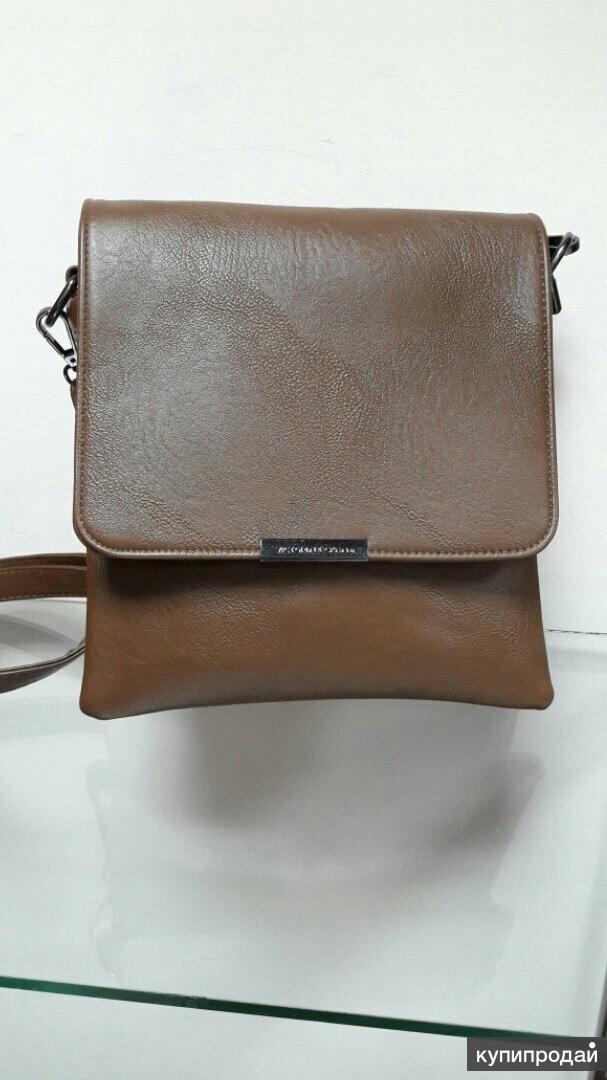 Стильные женские и мужские сумочки