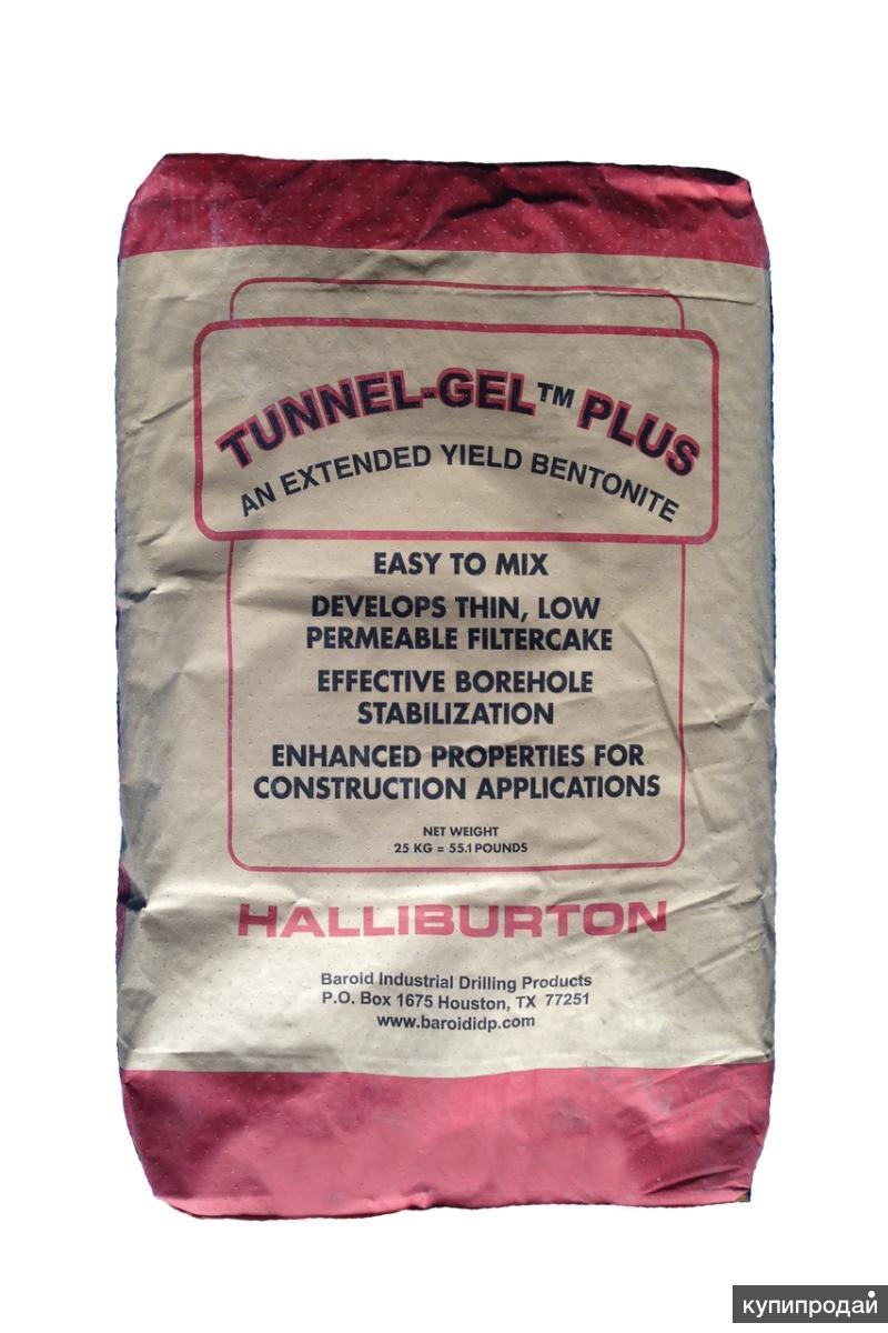 Tunnel-Gel Plus бентонит