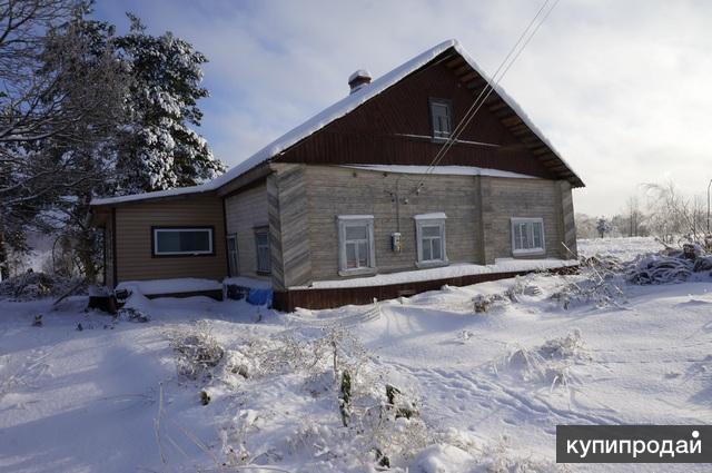 Дом в деревне Григорьевская
