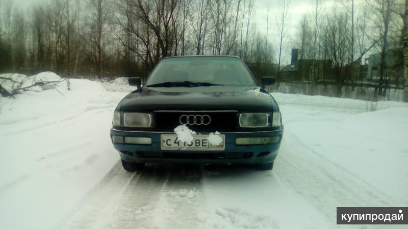 Ауди80