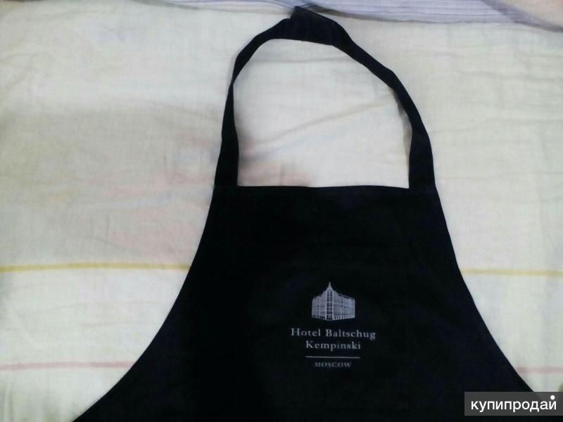 Фартук для официантов, поваров, сферы обслуживания.