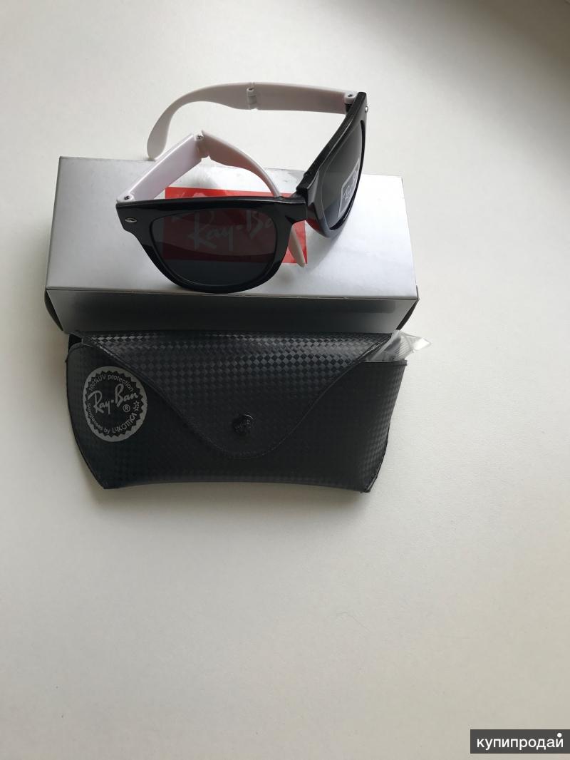 Новые солнцезащитные очки Ray ban 2017
