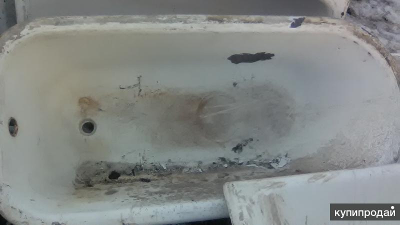 Куплю ванны чугунные и радиаторы б.у