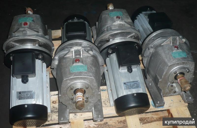 Мотор-редуктор 4МЦ2С-63-56-110Ц