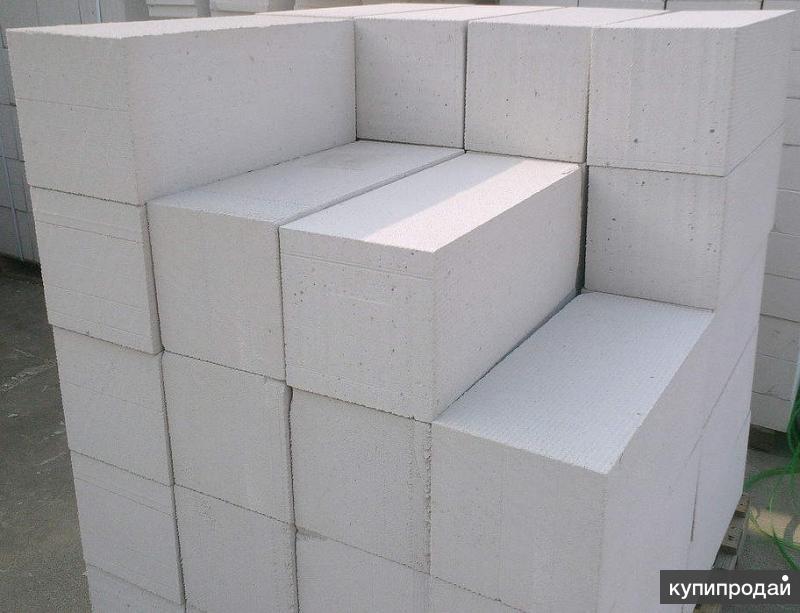 Газобетонные блоки Юниблок D500