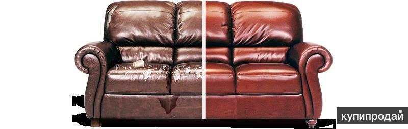 Перетяжка и комплексный ремонт мягкой мебели