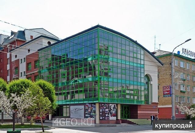 Сдам в аренду офис в центре Красноярска.