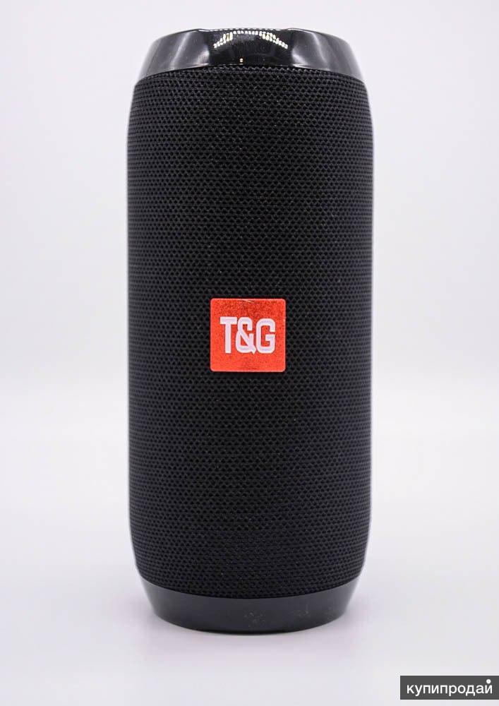 Портативная Bluetooth-колонка T&G