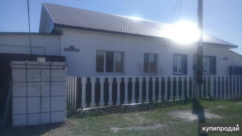 Продам дом за городом или обменяю на квартиру в Тюмени