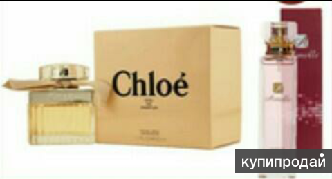 Духи направление Chloe-Chloe eau de parfum арт.108