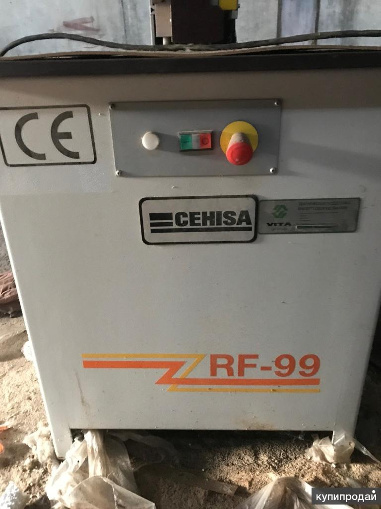 Кромкофрезерный станок RF-99