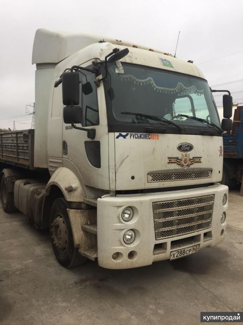 Продаю тягач FORD CARGO CCK1 1838 T HR - 2013 года выпуска.