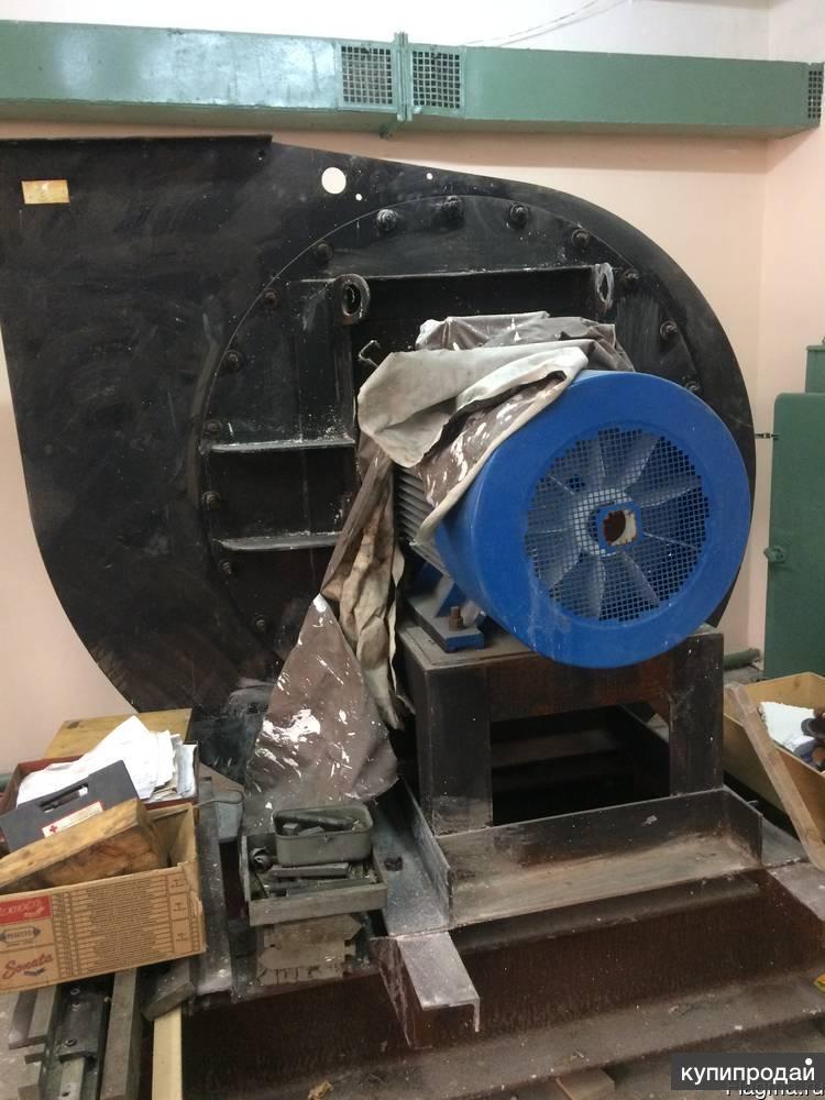 вентилятор ВДН-13
