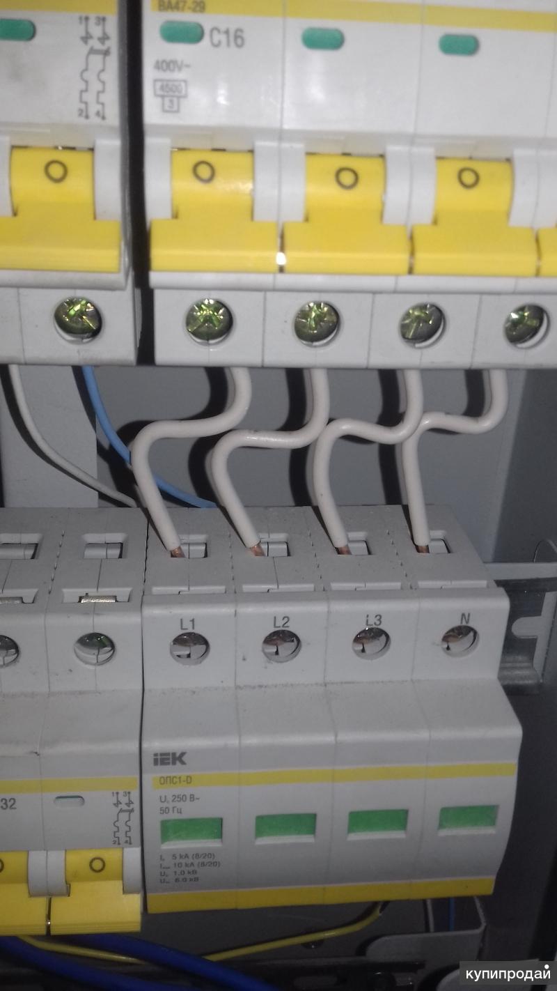 Электрика любой сложности от дома до квартиры