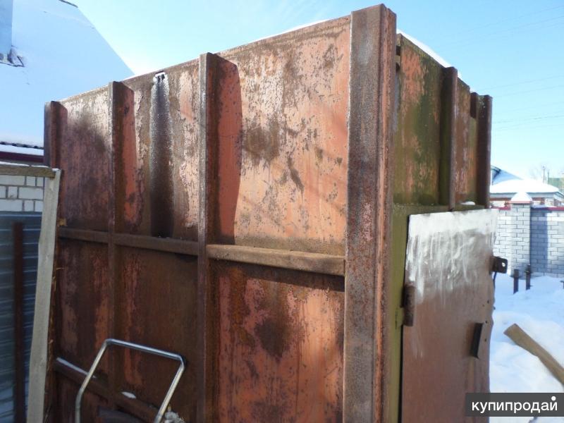 Продам контейнер 3т