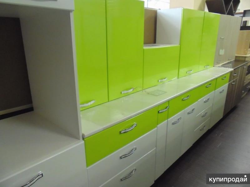 Кухонный гарнитур ,фасады МДФ