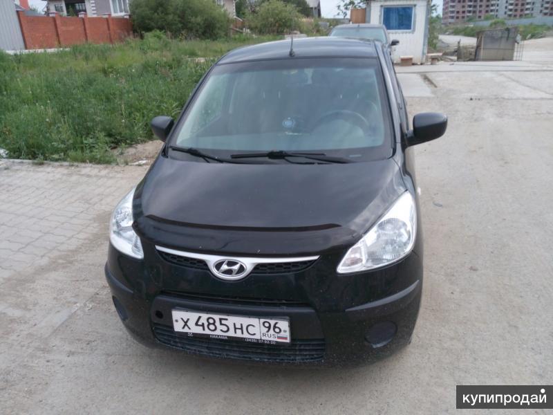 Hyundai i10, 2008