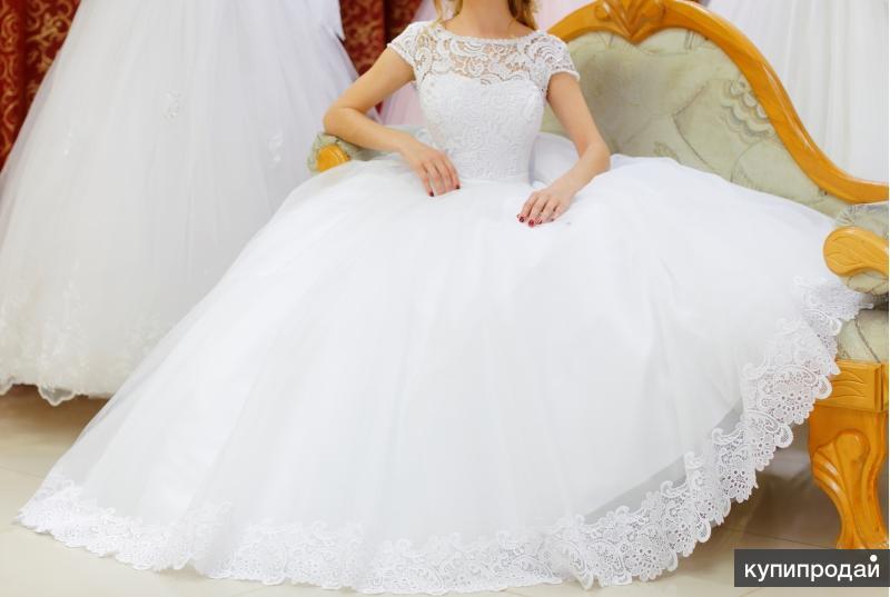 Продам свадебное платье из новой коллекции 2017 года