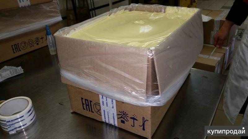 Масло сливочное 72,5 %, ГОСТ, оптом.